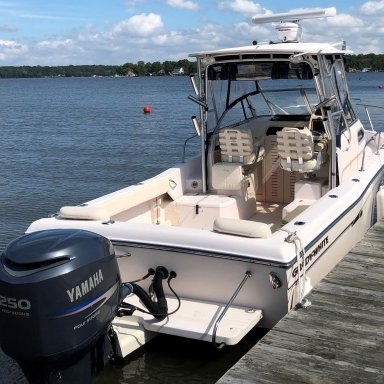 weight of a 205 freedom on trailer | Grady White Boat