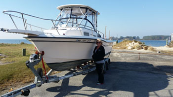 Grady White Boat Owners • View topic - Gas gauge not working